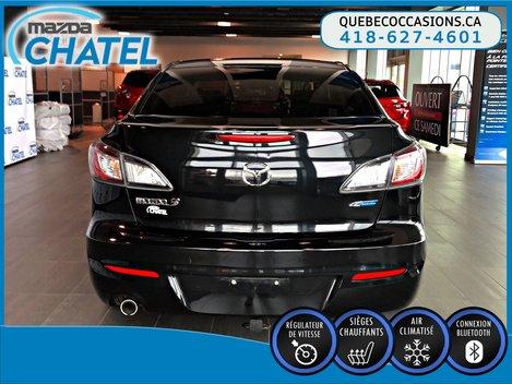 2013  Mazda3 GS-SKY - SIÈGES CHAUFFANTS - MAGS - A/C