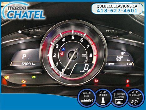 Mazda3 GT - CUIR - TOIT OUVRANT - BOSE 2015