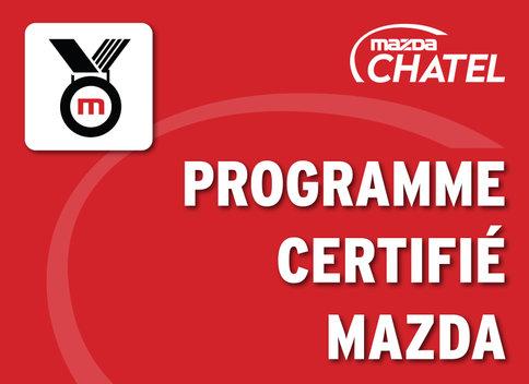 Mazda Mazda3 GS - SIÈGES CHAUFFANTS - CAMÉRA - A/C 2015