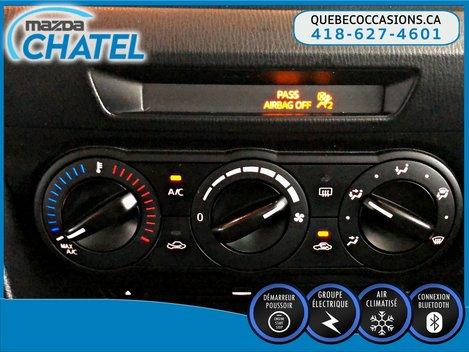 Mazda3 GX - AIR CLIMATISÉ - BLUETOOTH 2015