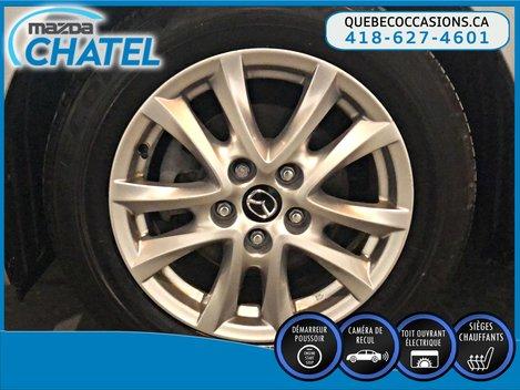 Mazda Mazda3 GS - TOIT OUVRANT - SIEGES CHAUFFANTS 2016