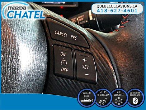 Mazda Mazda3 GS - CAMÉRA - SIEGES CHAUFFANTS - CRUISE 2016