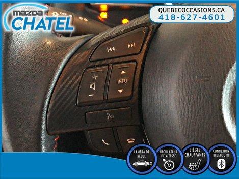 Mazda Mazda3 GS - SIEGES CHAUFFANTS - CAMÉRA - BLUETOOTH 2016