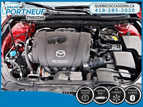 2018  Mazda3 GX -  DÉMONSTRATEUR- GR. ÉLECTRIQUE