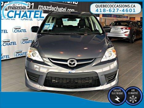 2010  Mazda5 GS - AUTO - A/C - MAGS
