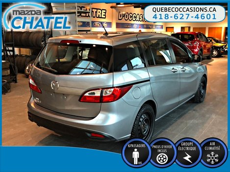 Mazda Mazda5 GS - AUTO - A/C - BAS KILO 2013