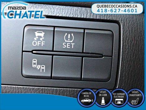 Mazda Mazda6 GS-L - GPS - TOIT OUVRANT - SIEGES CHAUFFANTS 2016