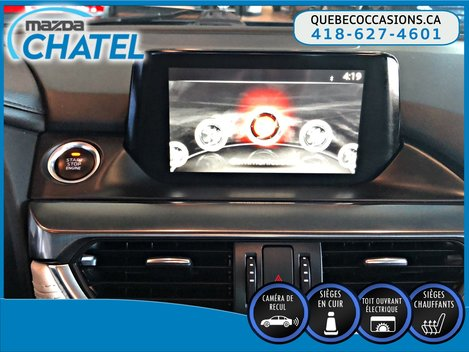 Mazda6 GS-L - CUIR - TOIT OUVRANT - SIEGES CHAUFFANTS 2016