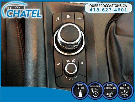 Mazda MX-5 RF GT - GPS - CUIR - SIEGES CHAUFFANTS 2017