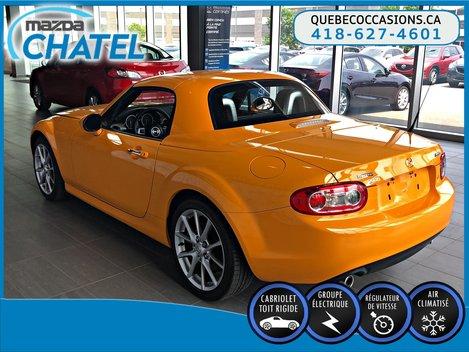 Mazda MX-5 GS - TOIT RIGIDE - CRUISE - A/C 2009