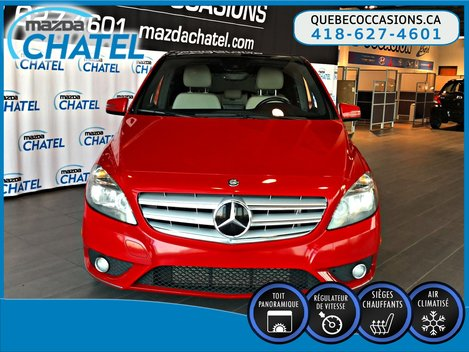 2014 Mercedes-Benz B-Class B250 SPORTS TOURER - TOIT OUVRANT - CUIR - A/C