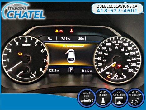 2015 Nissan Murano PLATINUM AWD  - CUIR - TOIT OUVRANT - CAMERA 360