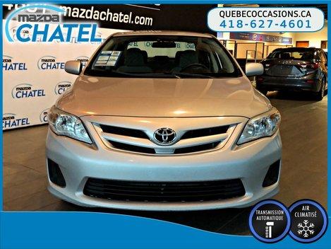 2012 Toyota Corolla CE - AUTO - A/C