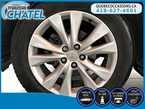 2015 Toyota RAV4 LIMITED AWD - CUIR - TOIT OUVRANT