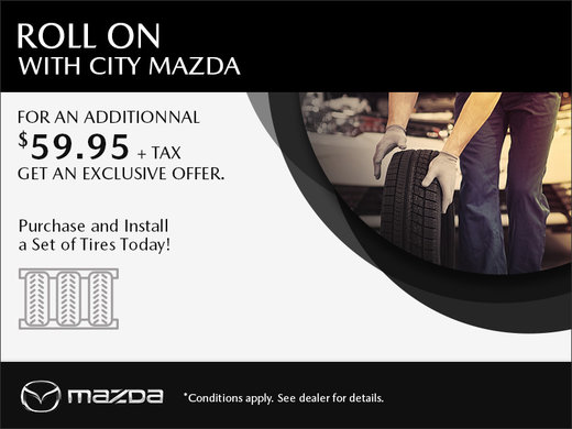 Roll On With City Mazda!