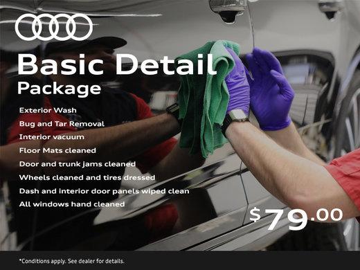 Basic Detailing Package
