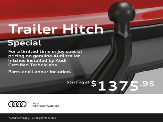 Trailer Hitch Special