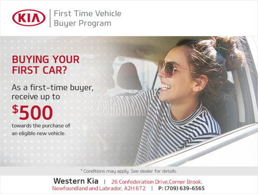 First-Time Vehicle Buyer Program