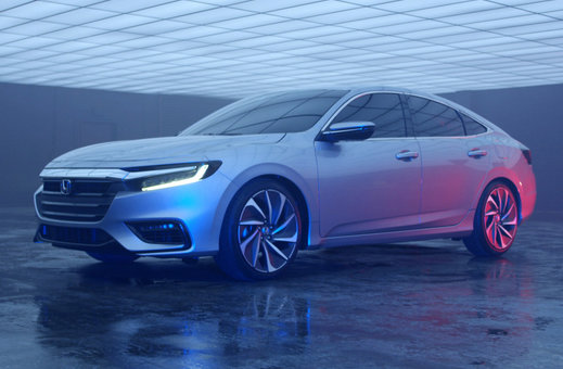 La prochaine Honda Insight sur le point d'être dévoilée