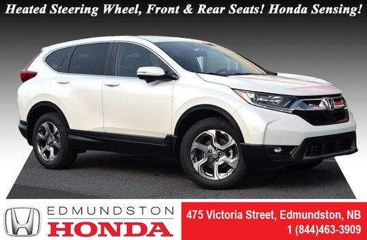 New 2018 Honda Cr V Ex L At Bathurst Honda 12221