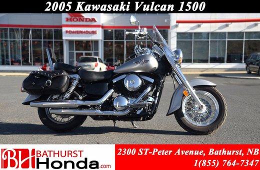 2005 Kawasaki Vulcan 1500
