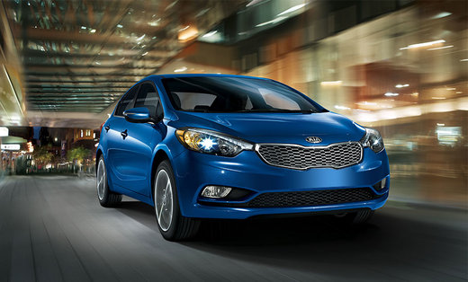 Kia Forte 2015 – Continuer d'impressionner