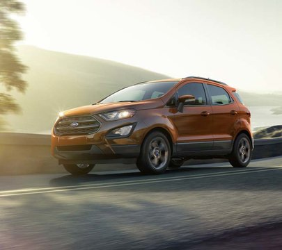 The 2018 Ford Ecosport: The Newest Kid on the Block is Coming Soon