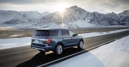 Avis : Ford Expedition 2018