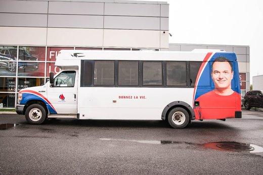 Nous avons accueilli 180 donneurs et complété 156 prélèvements réels avec Héma-Québec !