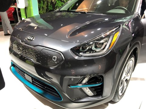 Salon International de l'Auto à Montréal 2019