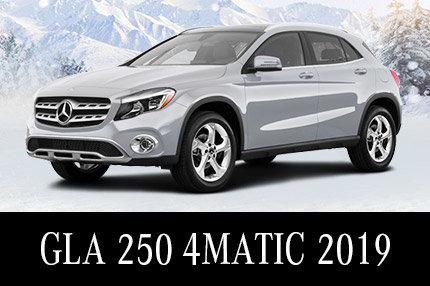 L'événement de l'hiver Mercedes-Benz Sherbrooke - GLA 250 4MATIC 2019