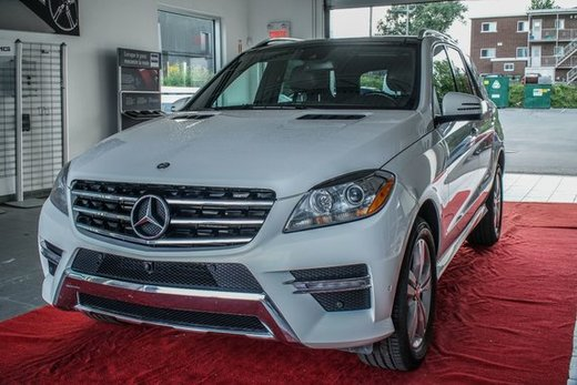 ML350 Bluetec 2015 55439km White