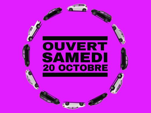 Spécialement OUVERT SAMEDI le 20 octobre! chez Avantage Honda à Shawinigan