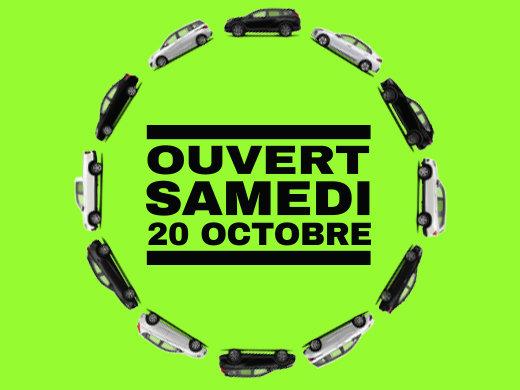 SPÉCIALEMENT OUVERT SAMEDI LE 20 OCTOBRE! chez Groupe Vincent à Shawinigan et Trois-Rivières