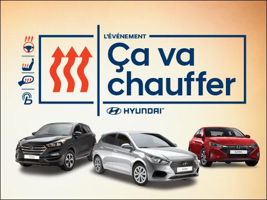 Financement 0% + 90 jours sans paiement chez Hyundai Shawinigan à Shawinigan