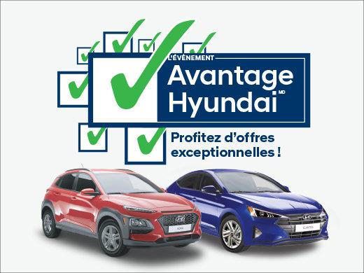 0% au financement ou 0,9% à la location! chez Hyundai Shawinigan à Shawinigan