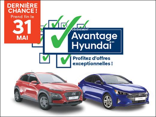0% au financement ou 0,9% à la location: dernière chance! chez Hyundai Shawinigan à Shawinigan