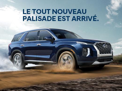 Le PALISADE 2020: maintenant en concession! chez Hyundai Shawinigan à Shawinigan