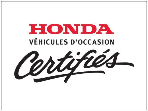 Pourquoi choisir un véhicule d'occasion certifié Honda? chez Groupe Vincent à Shawinigan et Trois-Rivières