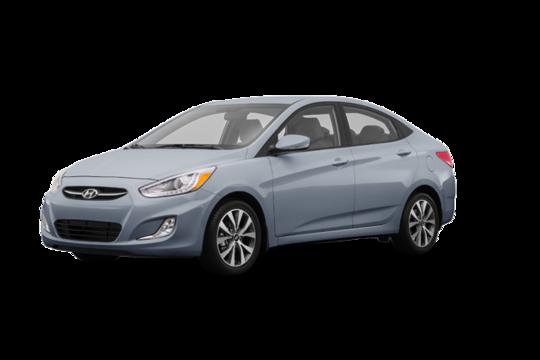 Hyundai Accent Berline GLS 2017