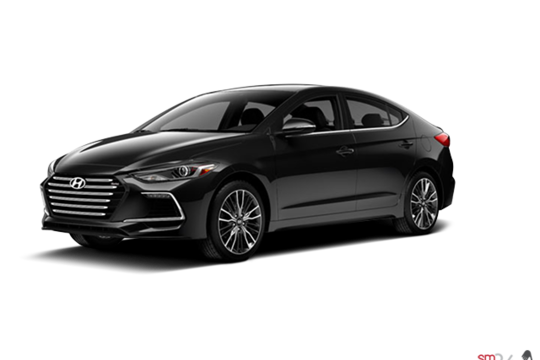 Hyundai Elantra Sport BASE 2017