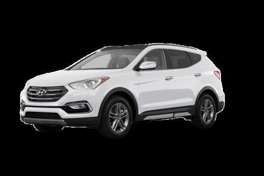 Hyundai Santa Fe Sport 2.0T LIMITED 2017