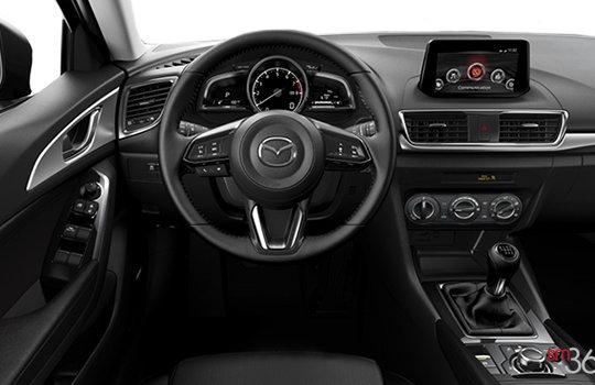 Mazda3 sport gx 2017 vendre montr al mazda papineau for Mazda 3 2017 hatchback interior