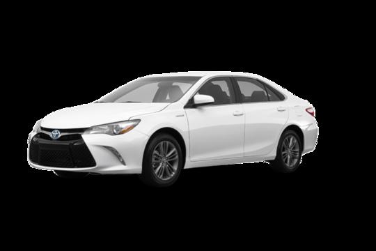 2017 Toyota Camry Hybrid SE