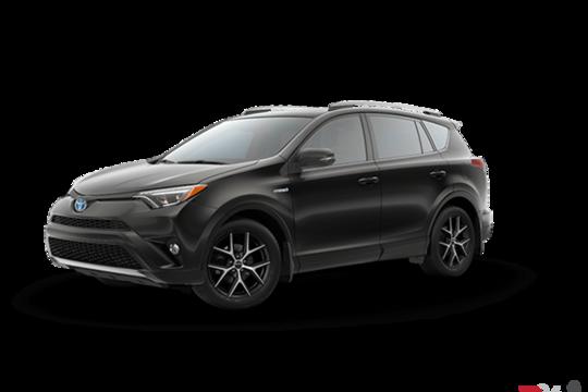 2017 Toyota RAV4 Hybrid SE