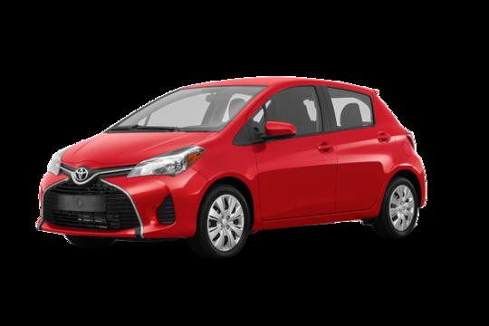 Toyota Yaris Hatchback LE 5 PORTES 2017