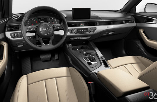 New 2018 Audi A4 Sedan Komfort Near Toronto 39 155