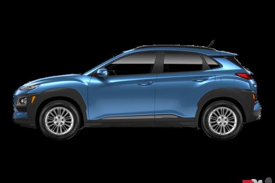 Hyundai Kona 2.0L LUXURY 2018
