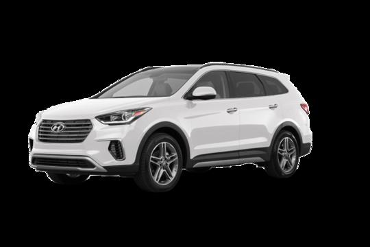 Hyundai Santa Fe XL LIMITED 2018
