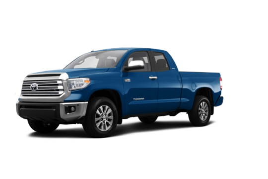 Toyota Tundra 4x4 cabine double limited 5,7L 2018